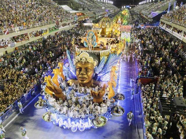 Brazīlijas karnevāls