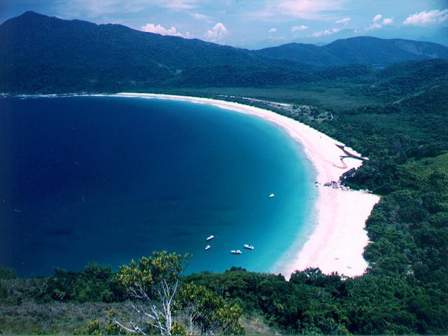 Brazīlijas pludmales