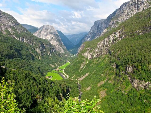 Norvēģijas kalni