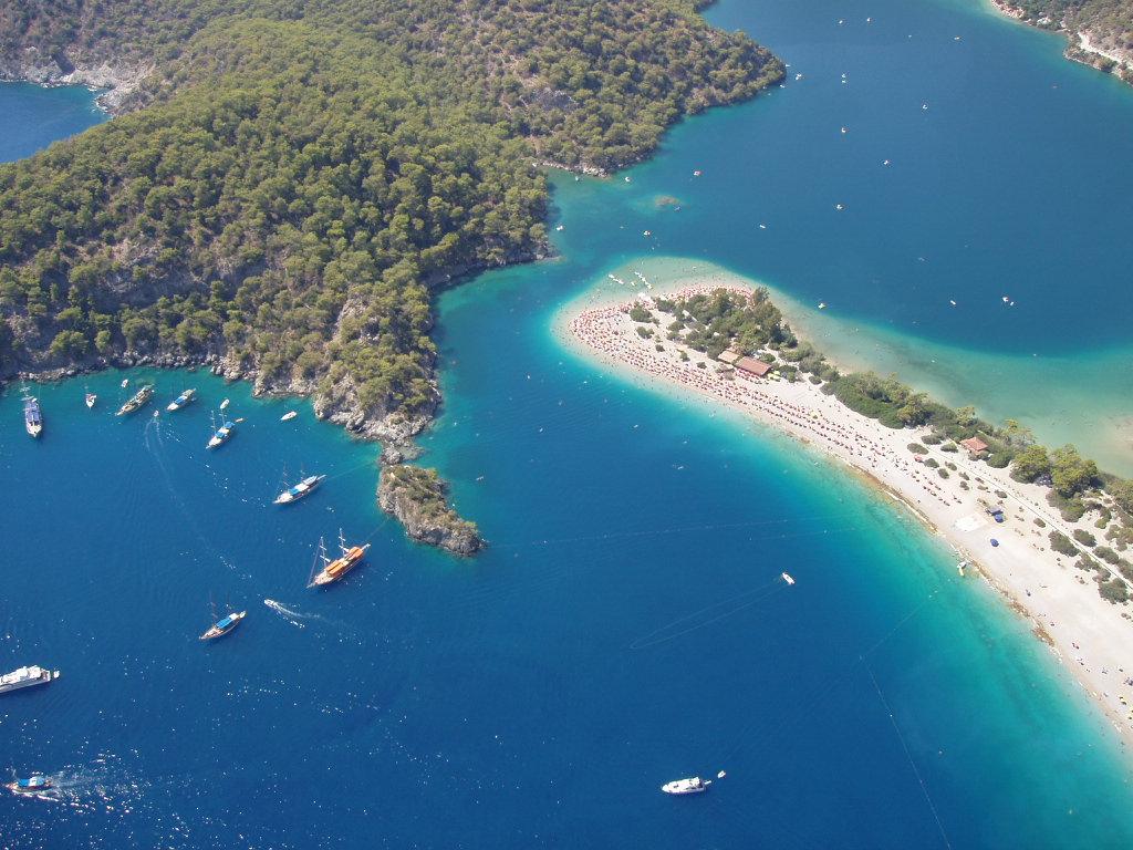 Turcijas pludmales