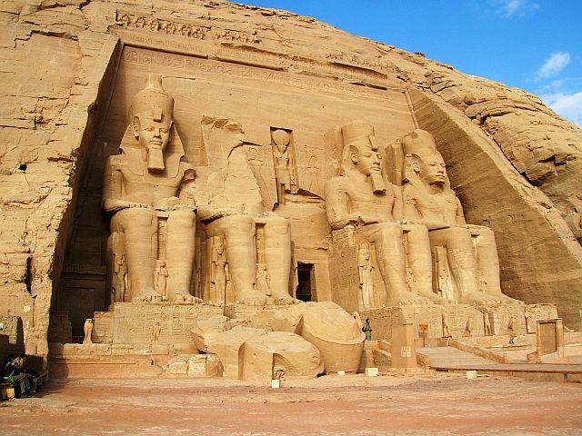 Abu Simbel templis