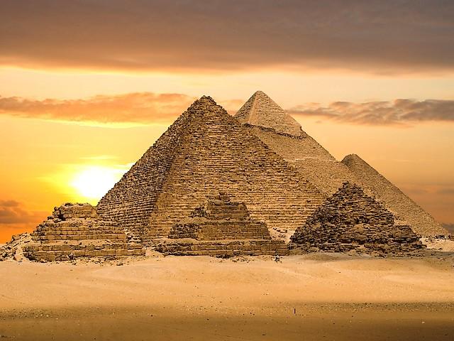 Gīzas piramīdas