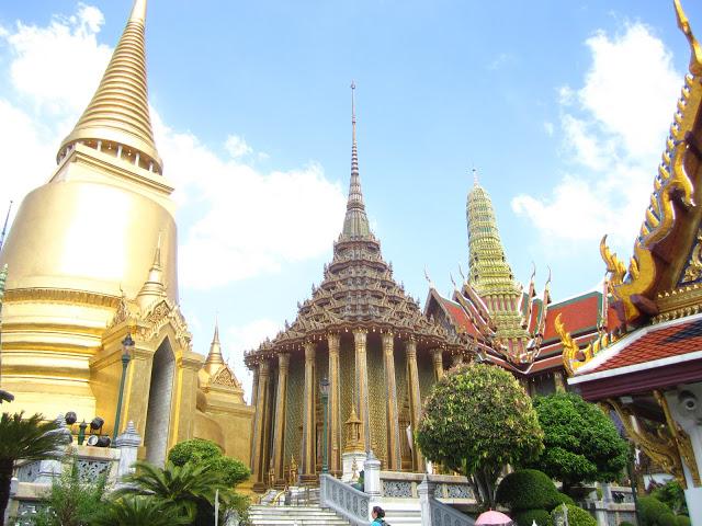Dižais Templis Bangkokā