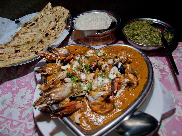 Goa tradicionālā virtuve
