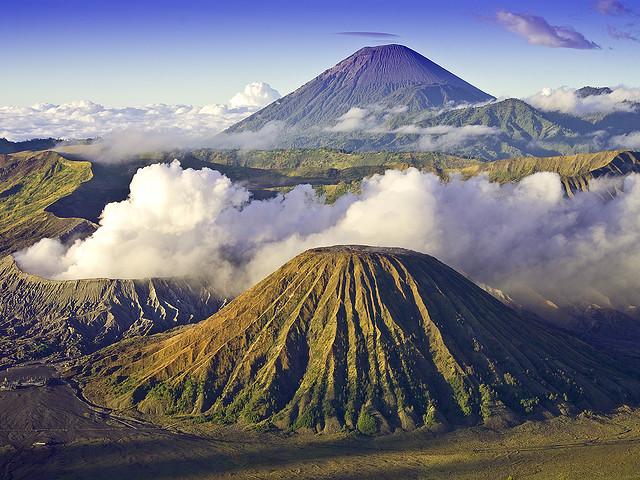 Indonēzijas vulkāni
